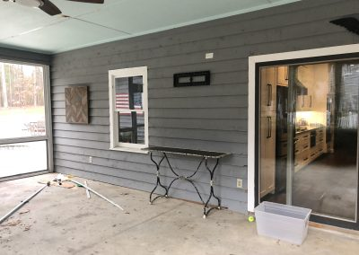 Peaceful Porch Before